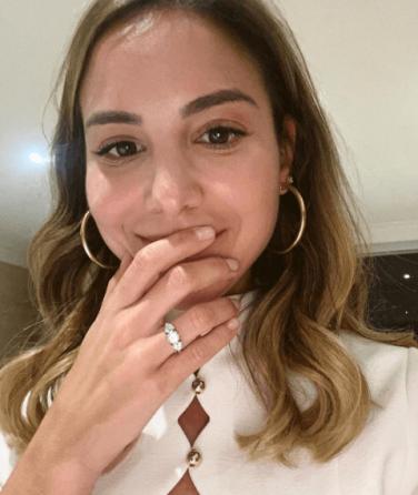 anel de noivado Luisa Accorsi