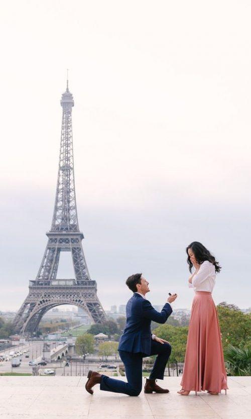 por que se ajoelhar ao fazer o pedido de casamento